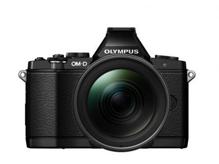 Olympus OM-D E-M5 12-40mm PRO Kit (Elite Black)