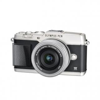 Olympus PEN E-P5 14-42mm EZ Kit + 16 GB Kart + Lowepro Çanta