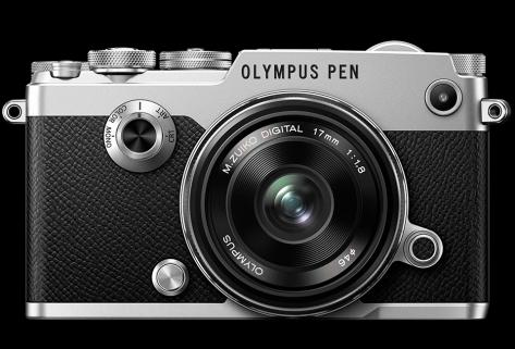 Olympus Pen-F + 17mm F1.8 Kit