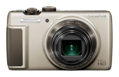 Olympus SH-21 Gold 16.0 MP, 12.5x super wide zoom